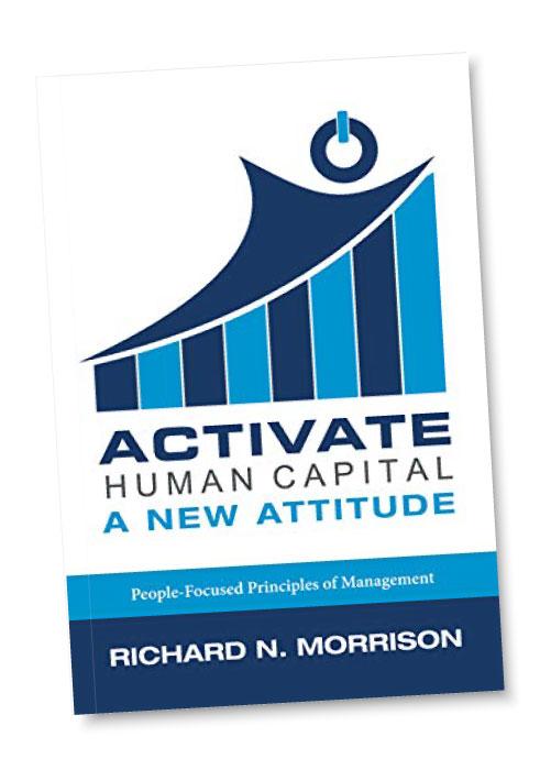 Active Human Captial: A New Attitude Book Cover